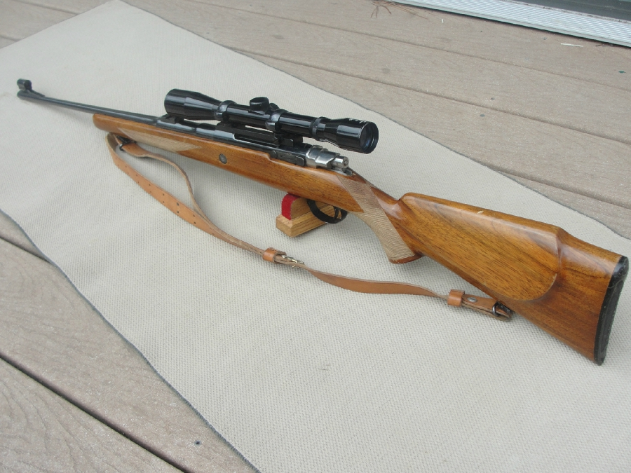 - BROWNING FN HIGH POWER SAFARI 308 W/PERIOD SCOPE - Picture 1