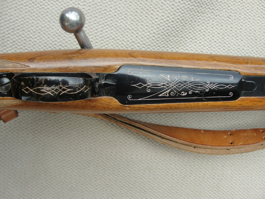 - BROWNING FN HIGH POWER SAFARI 308 W/PERIOD SCOPE - Picture 10