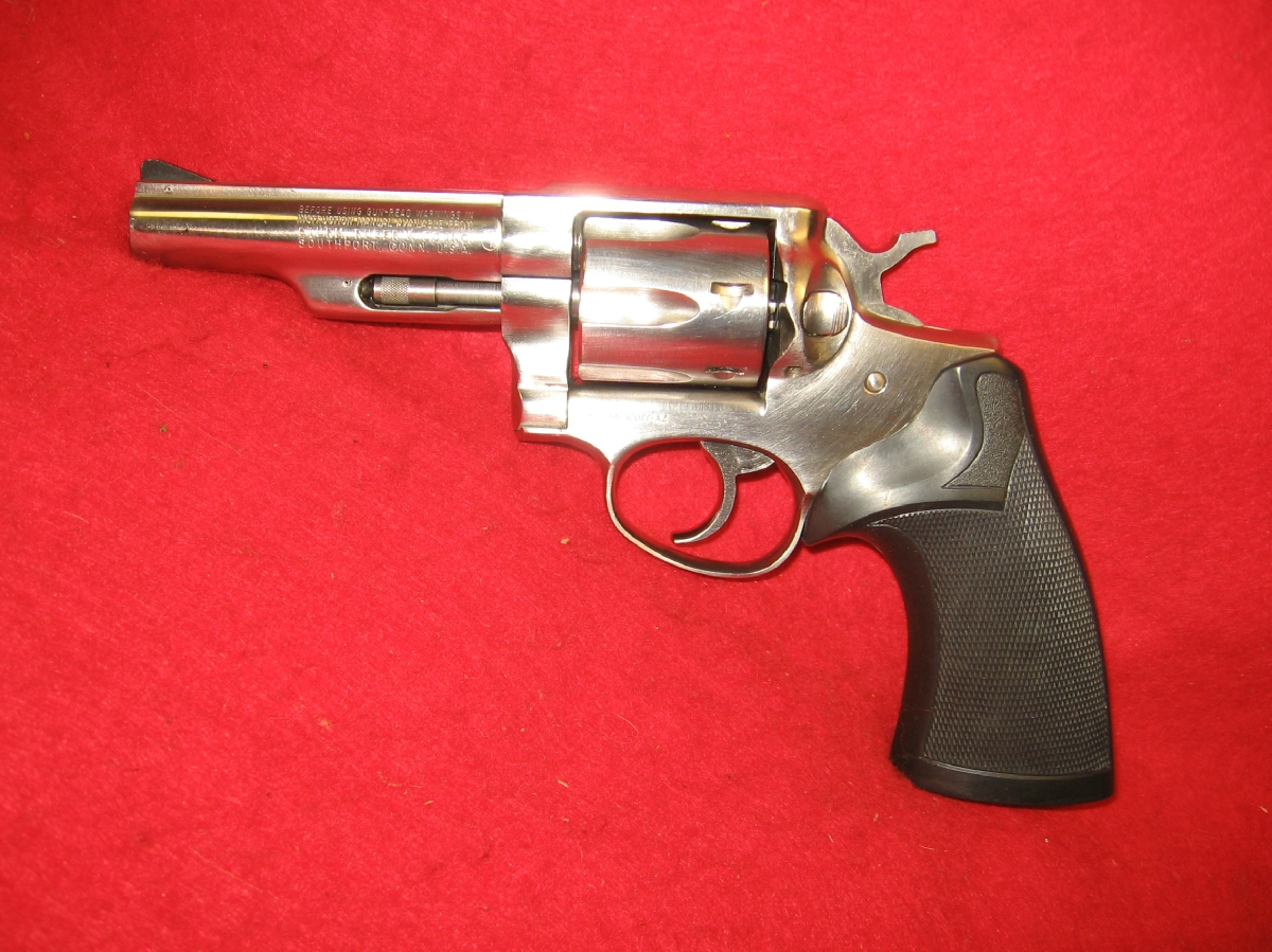 Ruger Model Service Six .357 Magnum - Picture 4