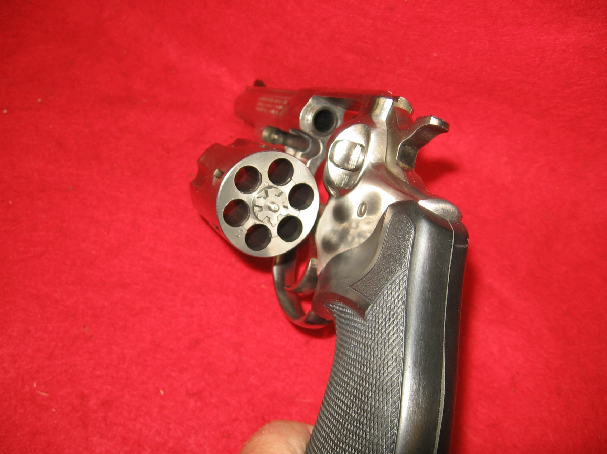 Ruger Model Service Six .357 Magnum - Picture 7