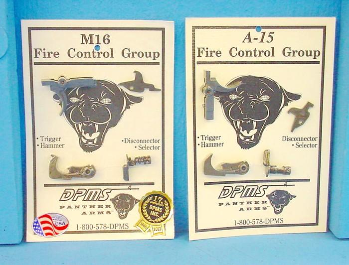Dpms Ar15 Or M16 Fire Control Group