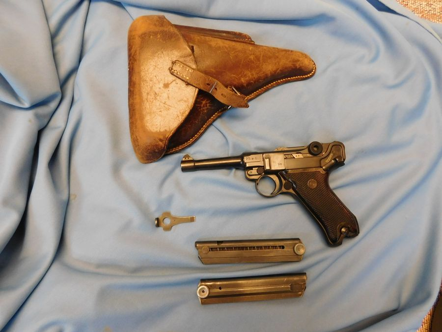 Luger German , 9mm Luger - Picture 1