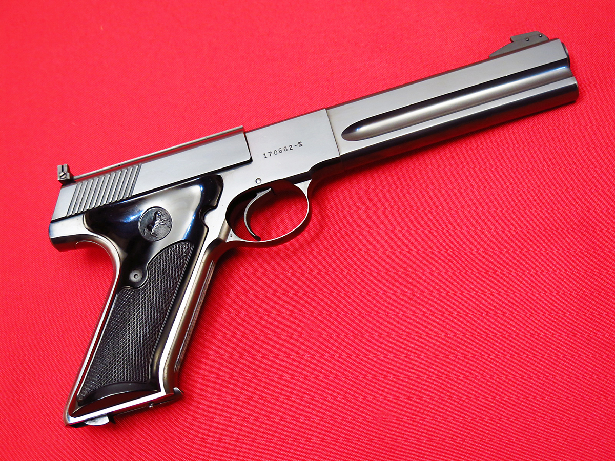 COLT - ~ WOODSMAN MATCH TARGET...EARLY 3RD SERIES, MFD 1956, C&R...NO RESERVE! - Picture 2