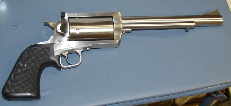 Magnum Research Inc Bfr 7 5 Inch 500 S W Caliber No Reserve For