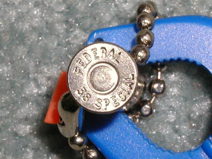 Federal 38 Spl - Key Chain - Picture 2