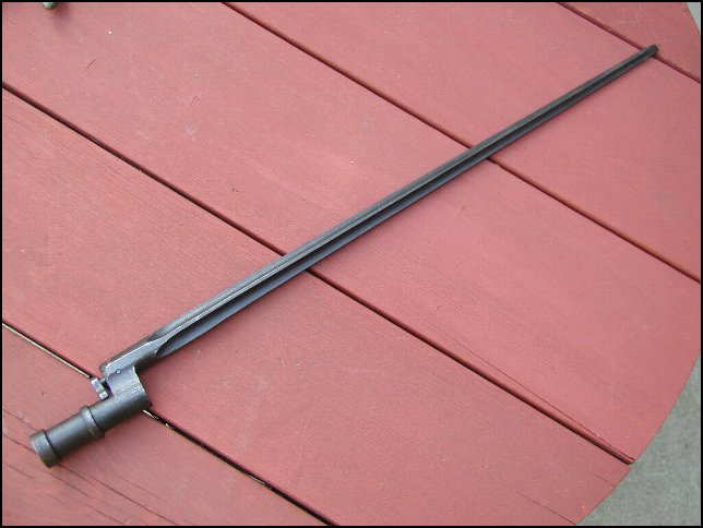 Russian Bayonet - Picture 1