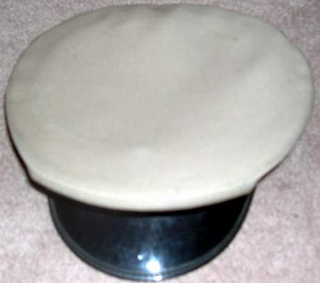 EARLY MARINE/NAVAL HAT FROM USS PELELIO - Picture 1
