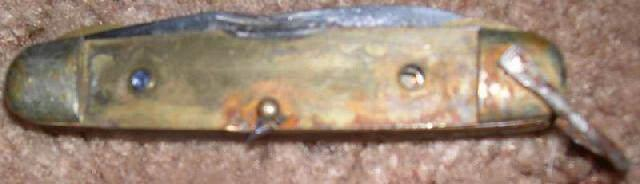 Early Boy Scout Weblo scout pocket knife - Picture 2