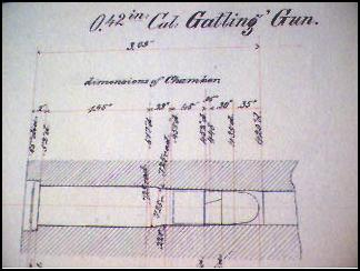 GATLING AMMUNITION TYPE  3 - Picture 2